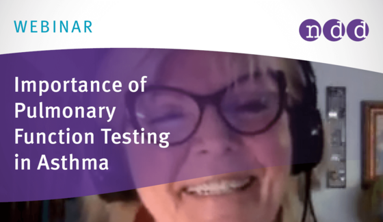 Importance of Pulmonary Function Testing in Asthma