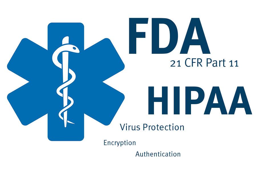 FDA HIPPA icon
