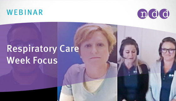Respiratory Care Week Focus