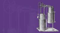 One of the original spirometers