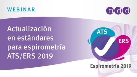 Actualización en estándares para espirometría ATS/ERS 2019