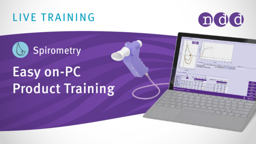 Easy on-PC & Spirometry Training