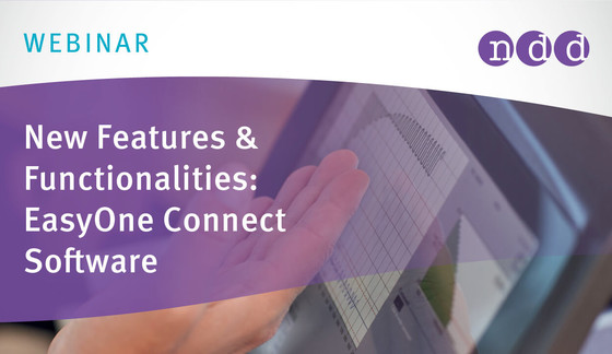 New Features and Functionalities - EasyOne Connect Software